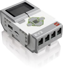 Mindstorms EV3 keskusyksikkö