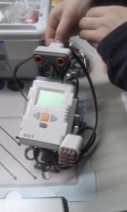 Robotiikkaa Metsokankaalla