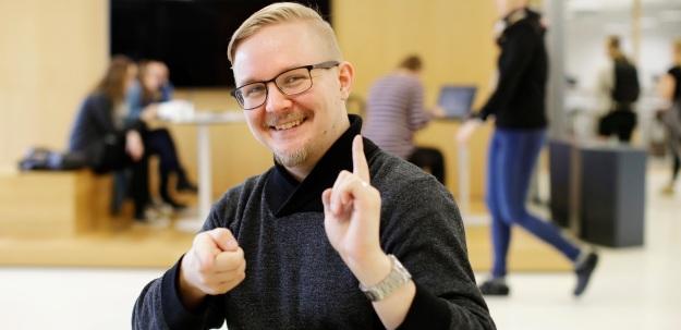 Jyväskylän yliopisto, Janne Fagerlund