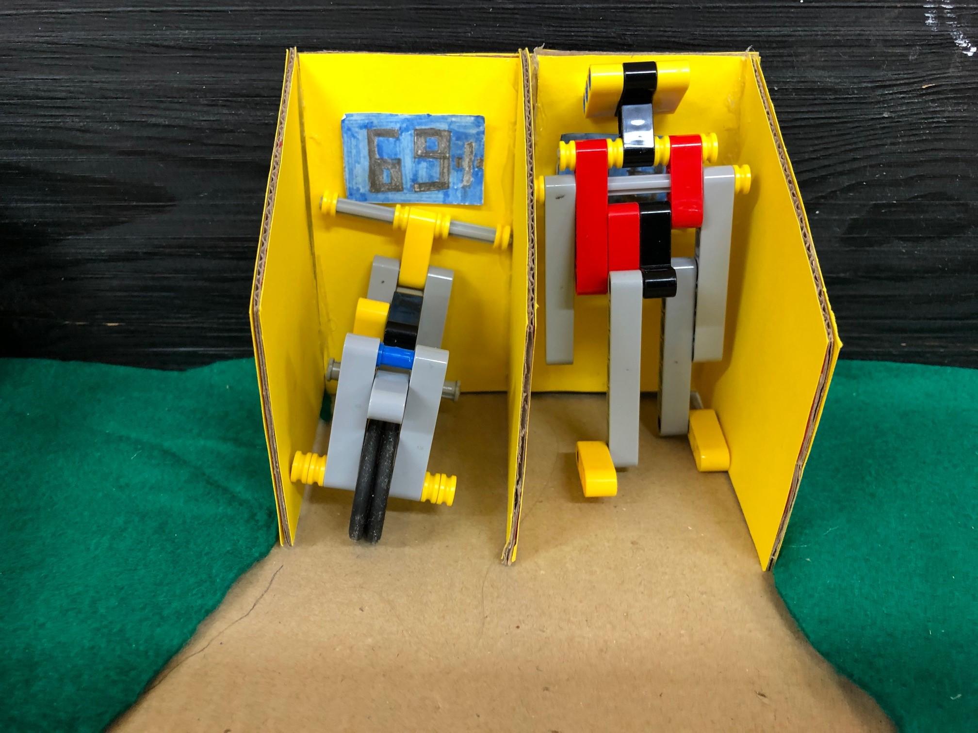 Smartcykel/ställning